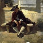 Юноша с книгой, Жан Луи Эрнест Мейссонье