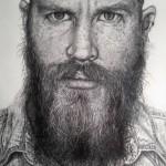 портрет-мужчины-карандашом