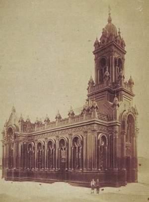 Церковь Святого Стефана в Стамбуле
