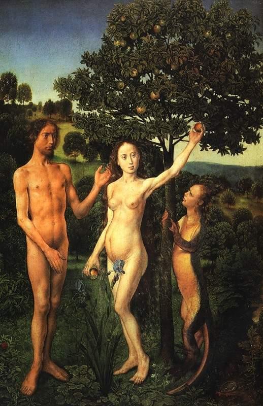 Грехопадение. 1467-68