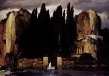 «Остров мёртвых» 1886