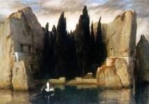 «Остров мёртвых» 1883