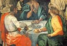 «Христос в Эммаусе» 1525