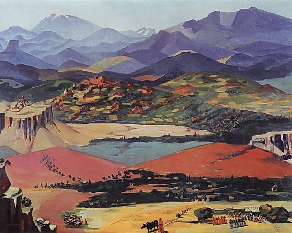 Армения Х., м. 132 168 Одесса 1957