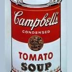 """Банка супа """"Кэмпбелл"""", Энди Уорхол"""