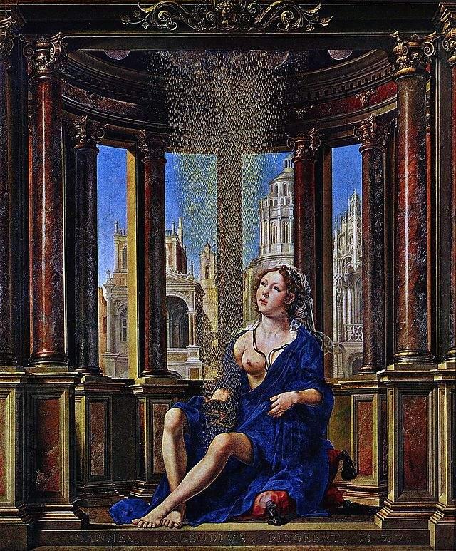 Danae 1527