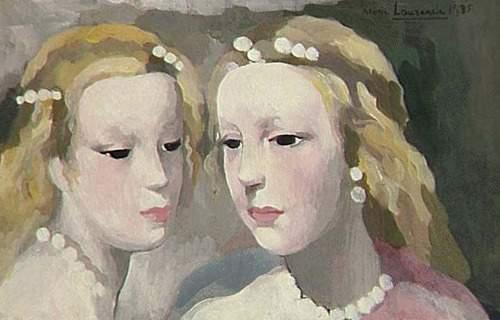 Две головы, Мари Лорансен