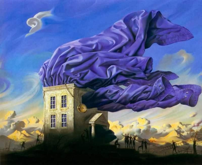 Где живет ветер