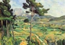 Гора Сент-Виктуар 1882-1885