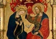 Коронование Марии 1400