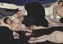 """""""Ночь"""" 1890"""