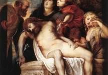 Оплакивание Христа,1602