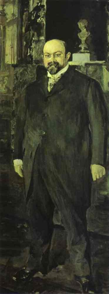 Портрет М. А.Морозова