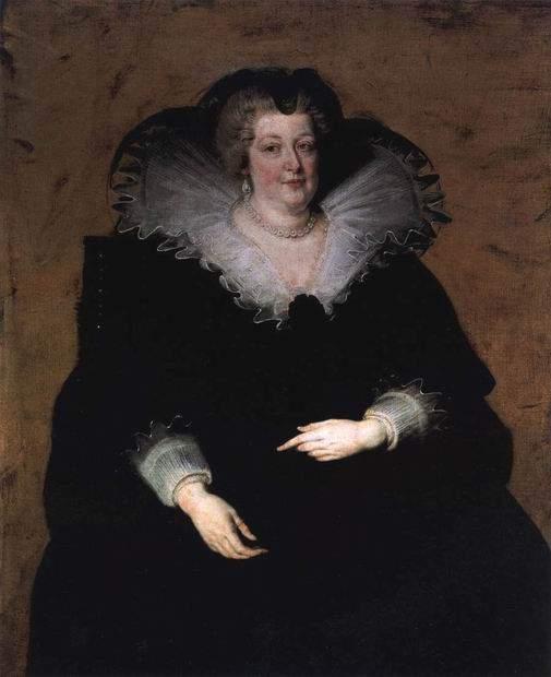 Портрет королевы Франции Марии Медичи, 1622