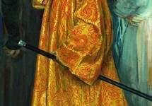 Пожалован шубой с царского плеча 1902