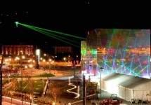 Quantum Field X3, Guggenheim Bilbao, 2004
