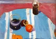 Still Life with Orange Peel 1955