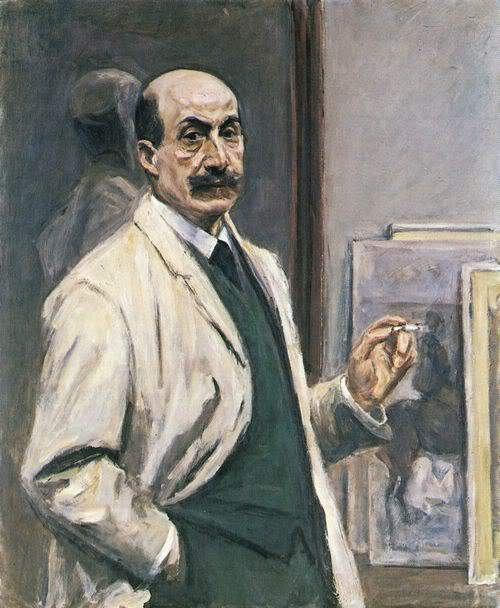 Self-Portrait 1909-10