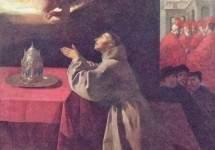 Св. Бонавентура. 1640-1650Св. Бонавентура. 1640-1650