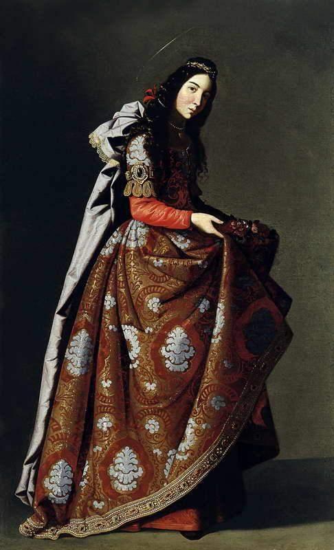 Святая Касильда, 1640-1645