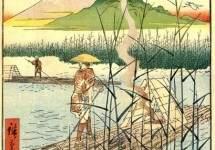 The Sagami river