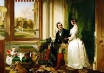 Замок Виндзор в Новые времена (1840-1843)