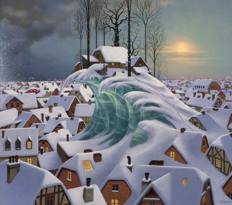 Зимняя волна