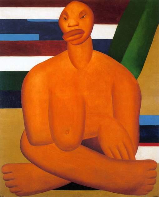 """""""A Negra"""" 1923"""