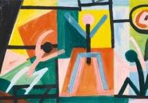 Abstract Figures 1949