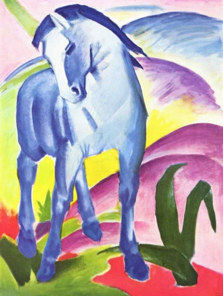 «Синий конь»