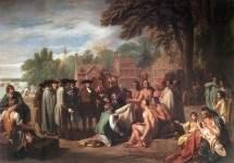 Договор Пенна с индейцами 1772