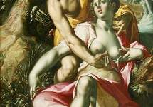 Cephalus and Procris (The Death of Procris) 1600