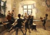 Детский концерт 1900