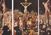 Crucifixion (Triptych) 1547