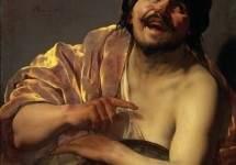 Смеющийся Демокрит 1628