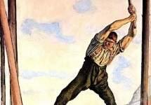 """Дровосек"" 1910"