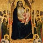 Madonna in Maest (Ognissanti Madonna)