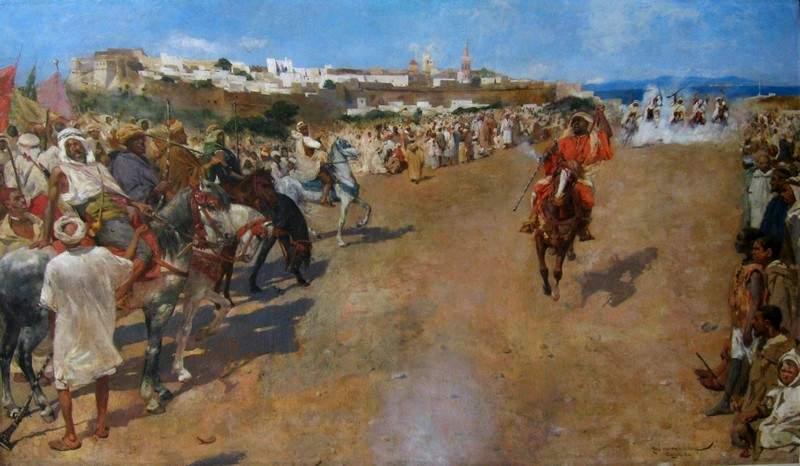 Fantasia Arabe 1884
