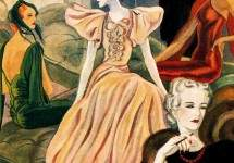Fashion Illustration 1935