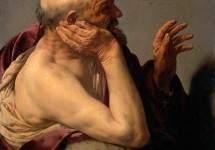 Плачущий Гераклит 1628