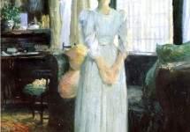 In the Livingroom 1890