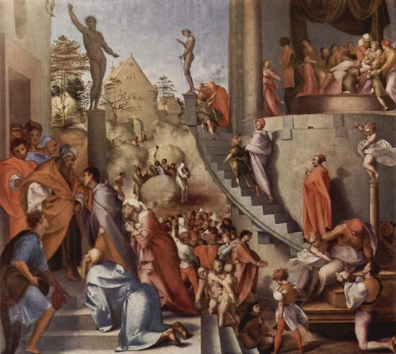 «Иосиф в Египте» 1518