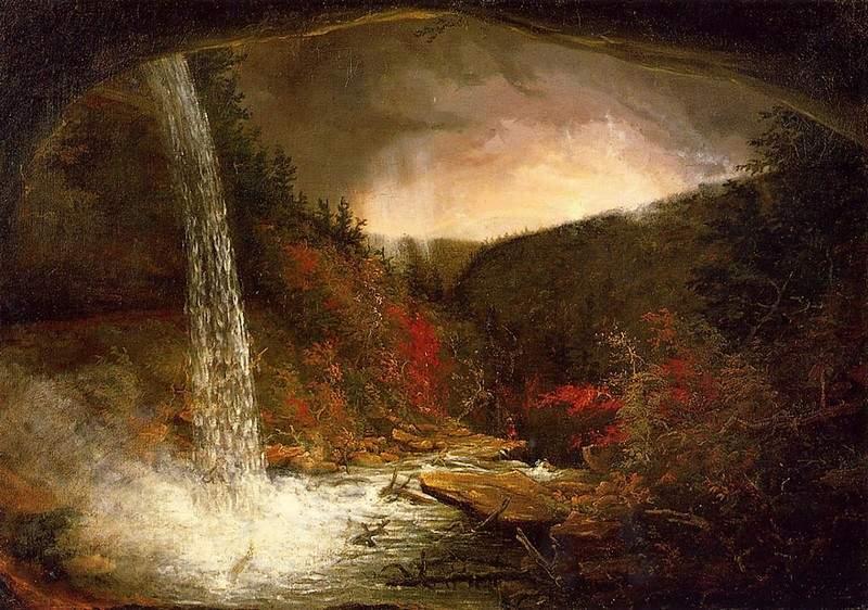 Kaaterskill Falls 1826