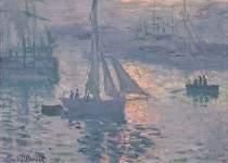 Обнаружена новая картина Клода Моне