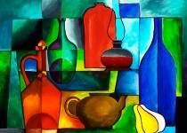 Кубизм в живописи