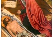 Lamentation of Christ 1543