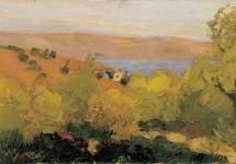 Landscape, Sounion