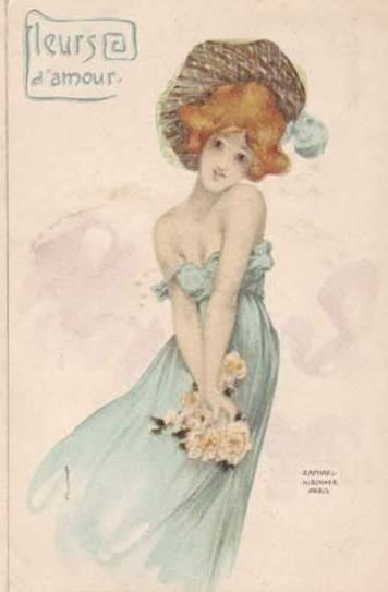 Love Flowers 1903
