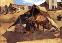 Moroccan Market 1883