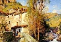 Old Mill, Pelago, Italy